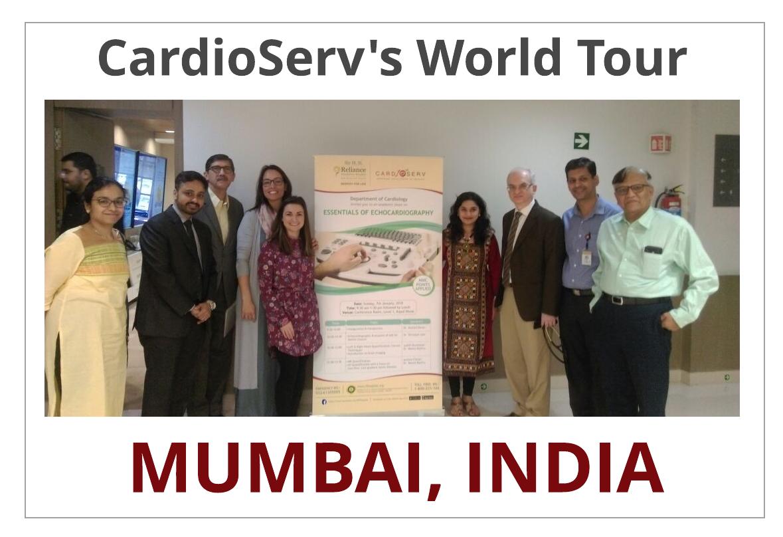 World Tour Stop: Mumbai, India!