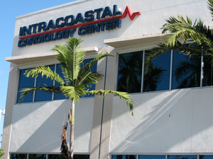 Intrascoastal Cardiology Center's logo