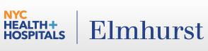 Elmhurst Hospital's logo