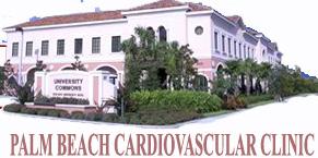 Palm Beach Cardiovascular Clinic's logo
