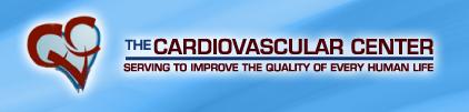The Cardiovascular Center's logo