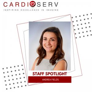 Staff Spotlight Andrea