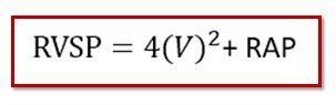 RVSP Equation