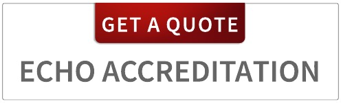 Get a quote for echo accreditation Intersocietal Accreditation Commission