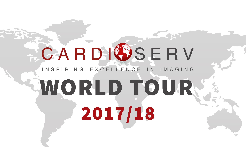 CardioServ World Tour