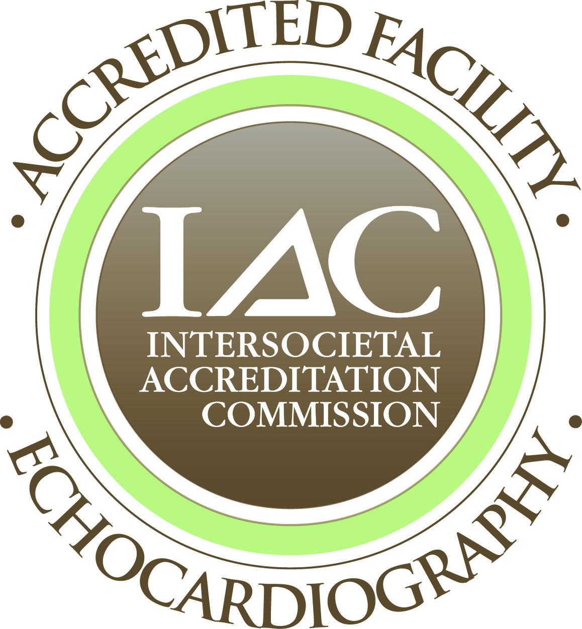 intersocietal accreditation commission seal
