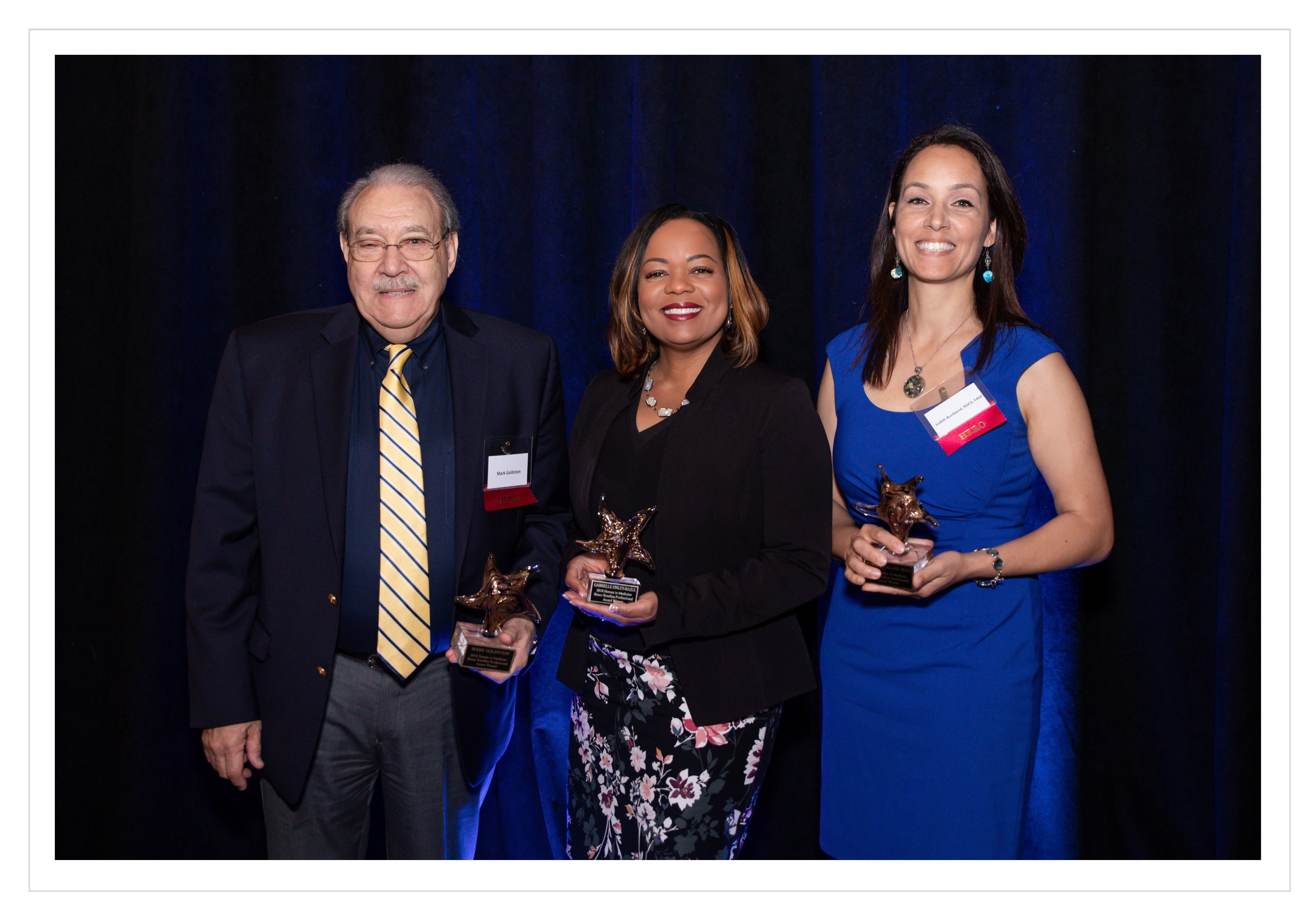 PBCMS Hero in Medicine Award: Bruce Rendina Award