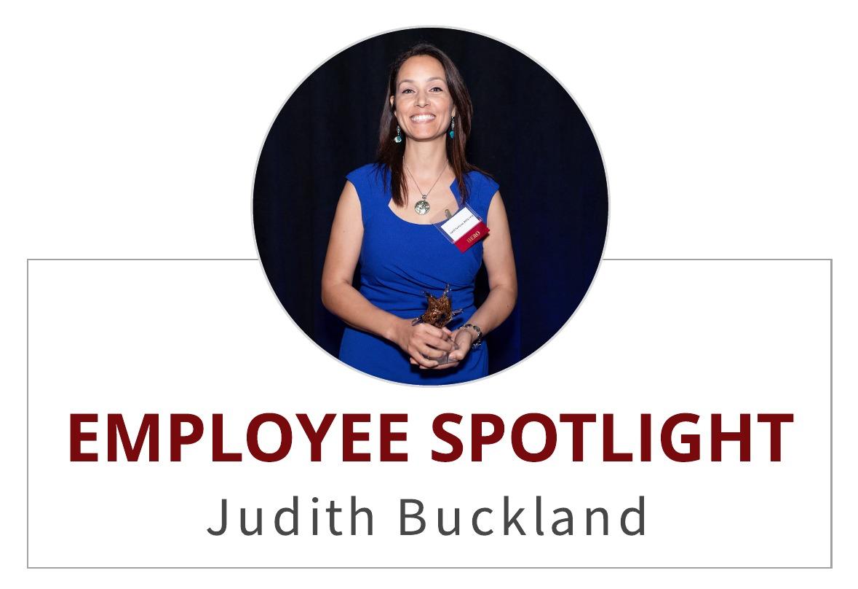 Heroes in Medicine Winner: Judith Buckland