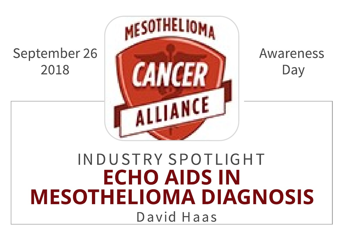 Echo Aids in Mesothelioma Diagnosis