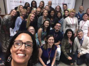 CardioServ Echo Symposium - selfie
