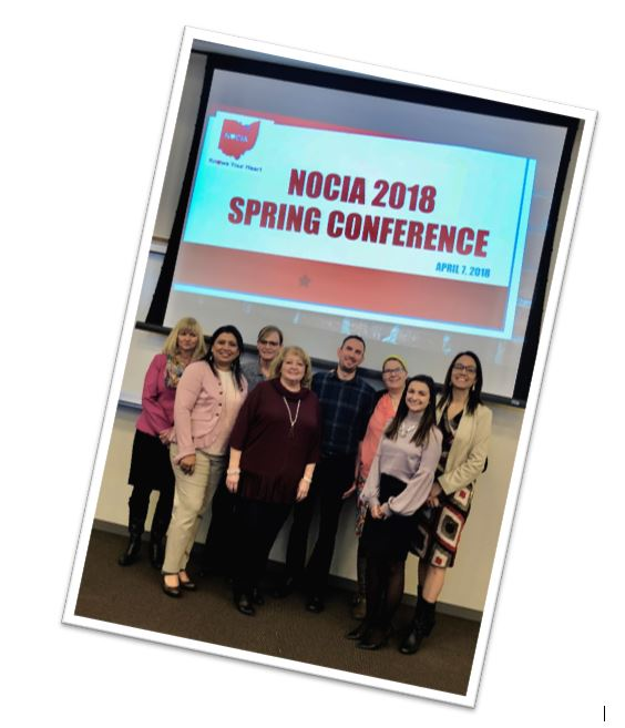 Judith and Andrea speak at the NOCIA 2018 Conference