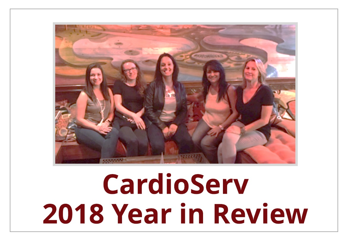 2018 CardioServ Year in Review