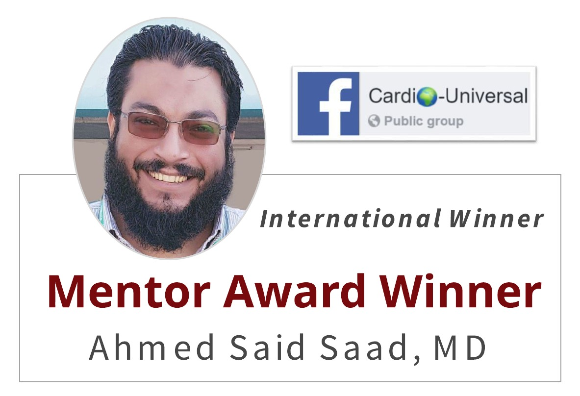Ahmed Said Saad, MD