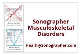 Sonographer Musculoskeletal Disorders