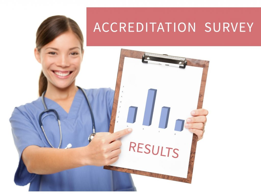 ECHO ACCREDITATION SURVEY RESULTS INTERSOCIETAL ACCREDITATION COMMISSION